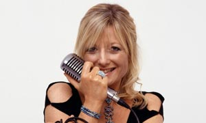 Gaby Roslin - BBC London - 09/11/13
