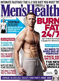 Men's Health: 5:2 Relationship cover story